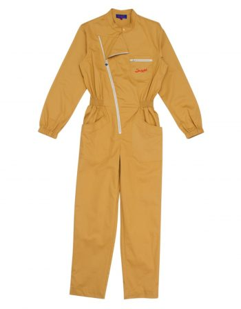 Mechanic overalls – 100% cotton – toasted almond (4)