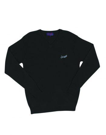 Monza sweater – 100% cashmere – British Racing Green (1) (WEB)