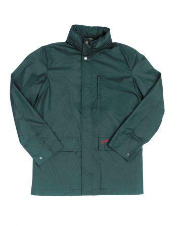 Zandvoort rain jacket – British Racing Green (2)