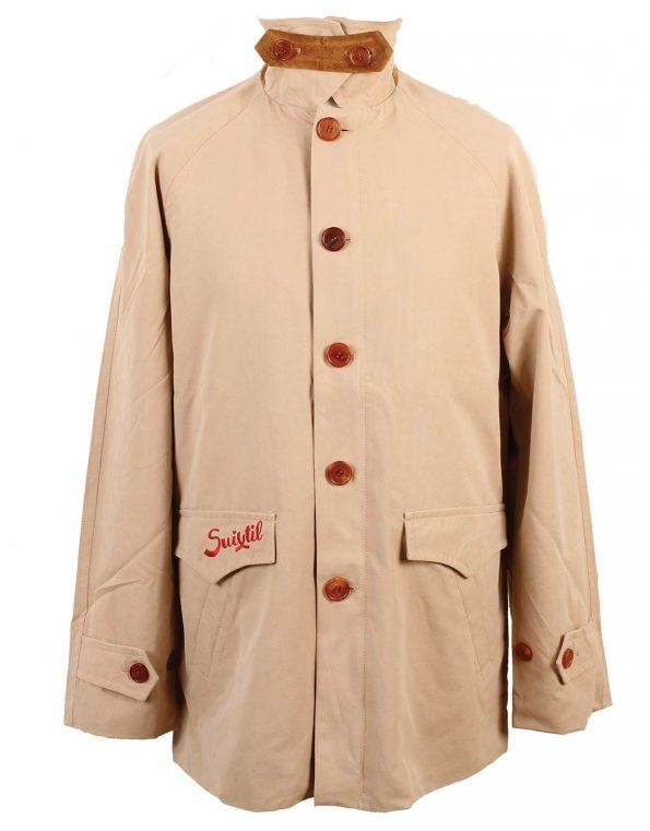 Suixtil Men's Silverstone Weatherproof Jacket, Beige