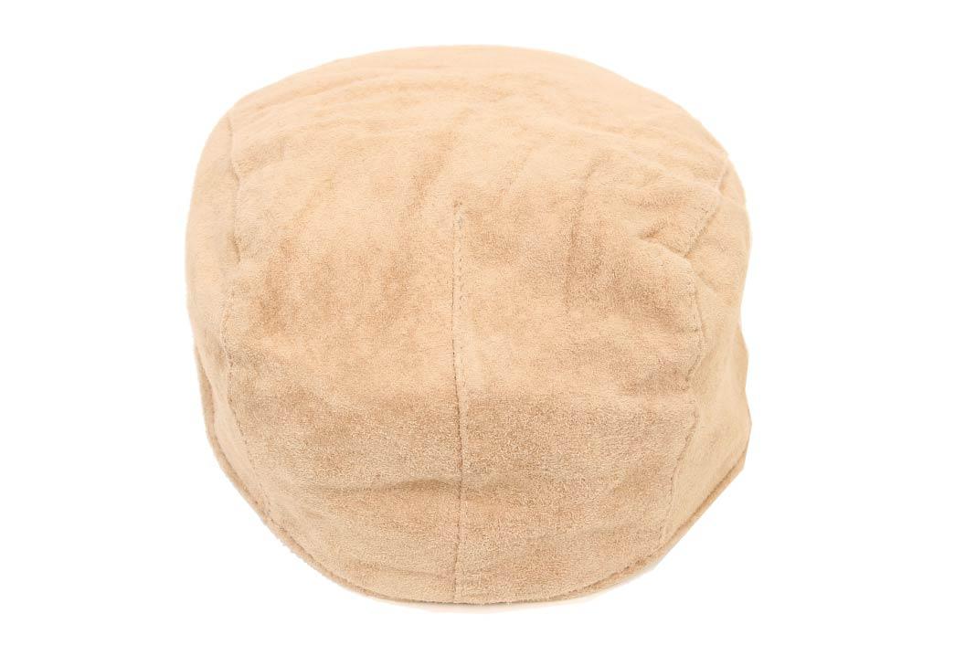 a31b0d6223c33 Suixtil Men s 100% Suede Flat Cap