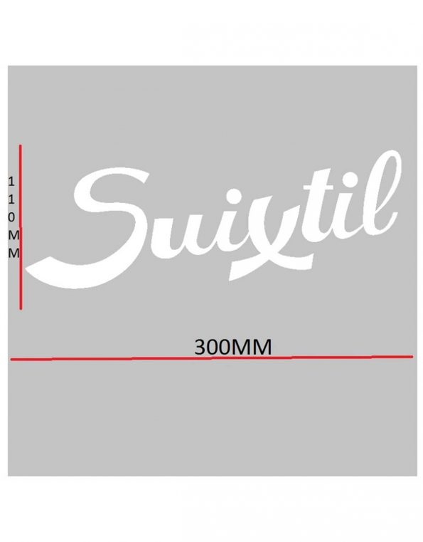 The Suixtil logo – WHITE (*2)