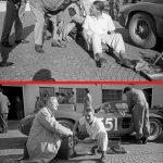 Peter Collins, Ferrari, Mille Miglia, 1000 Miglia