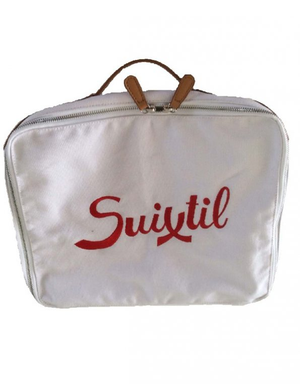 Suixtil ice white touring bag