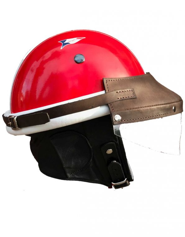 El Dandy Helmet & Guard Visor set