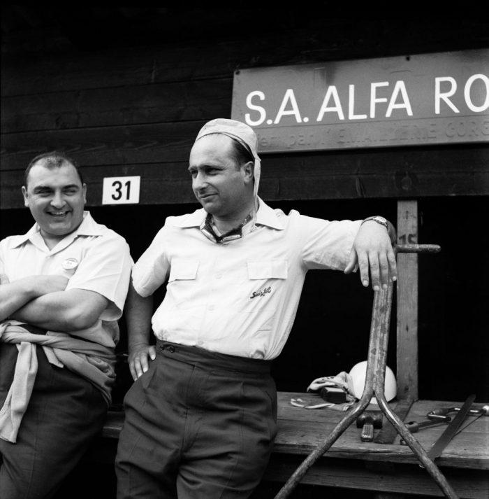 Gonzalez & Fangio – Alfa Romeo