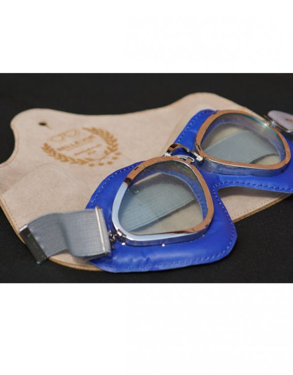 The Belle Vue goggles – French Blue